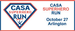 5th Annual CASA Superhero Run