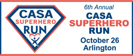 6th Annual CASA Superhero Run