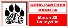CHHS Panther Band 5k