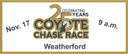 Coyote Chase Race 5K