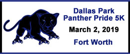 Dallas Park Panther Pride 5K