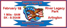 3rd Annual Eagle's Flight 5K