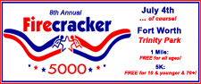 8th Annual Firecracker 5000