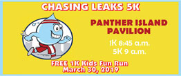 FWRC 5th Annual Chasing Leaks 5K