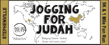 6th Annual Jogging for Judah