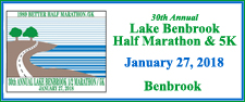 30th Annual Lake Benbrook Half Marathon & 5K