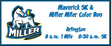 Maverick 5K & Miller Miler Color Run