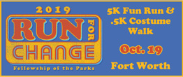 5th Annual Run for Change