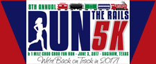 8th Annual Run the Rails
