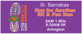 St. Barnabas Run for Another