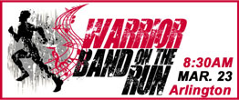 Warrior Band on the Run 5K