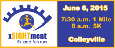 Colleyville Lions 18th Annual xSIGHTment Run
